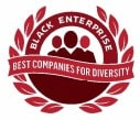Black Enterprise top 50 for Diversity