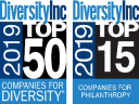 DiversityInc Top 50 and Philanthropy 2019